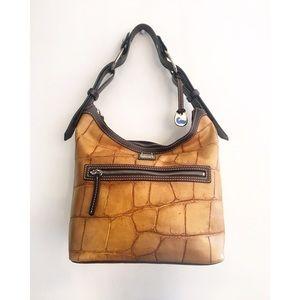 Dooney & Bourke Large Croco Handbag